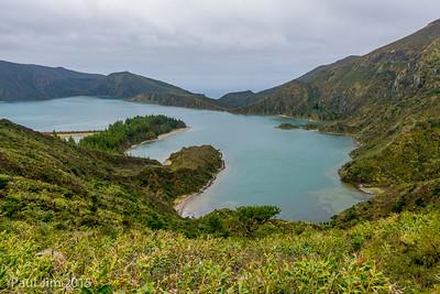 Lagoa do Fogo, Azores
