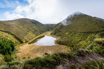 Serra Devassa, Azores