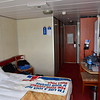 Our room. Bigger then it looks