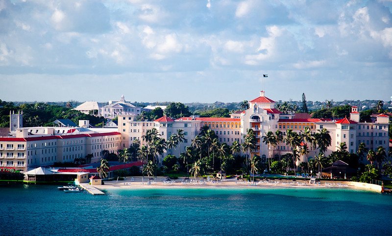 BRITISH COLONIAL HOTEL-NASSAU