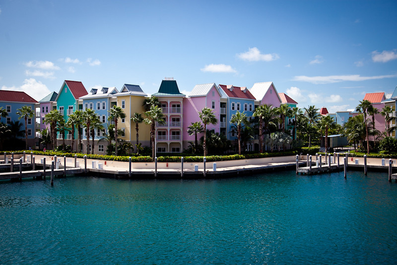 HARBORSIDE RESORT AT THE ATLANTIS RESORT-NASSAU