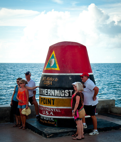 U.S. SOUTHERNMOST POINT-KEY WEST