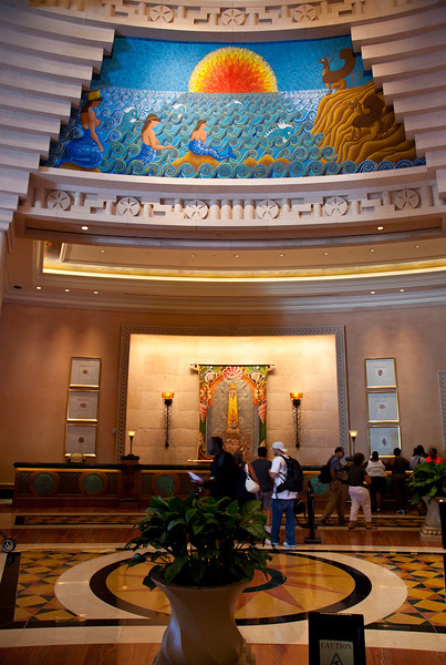 ROYAL TOWERS LOBBY-ATLANTIS