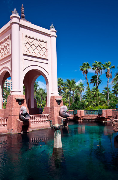 GARDEN OF THE ROYAL TOWERS-ATLANTIS