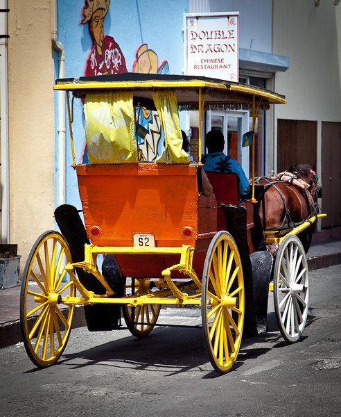 NASSAU CARRIAGE