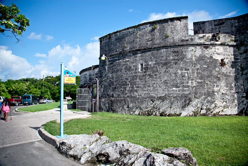 FORT FINCASTLE-NASSAU