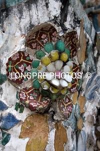 WAT ARUN detail on temple