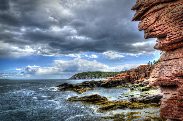 THUNDER HOLE,  MAINE