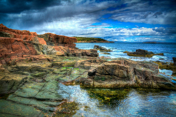 THUNDER HOLE-GREAT HEAD, MAINE