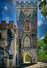 ST. JOHN PARISH CHURCH CIRCA 1836