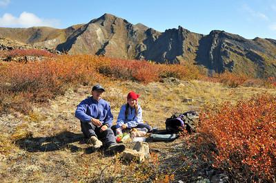 Tombstone Park, Yukon, Aug 2008 Grizzly Lake Trail, Ron & Alexis G
