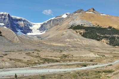 Athabasca Glacier, Banff Nat'l Park, Aug 2008
