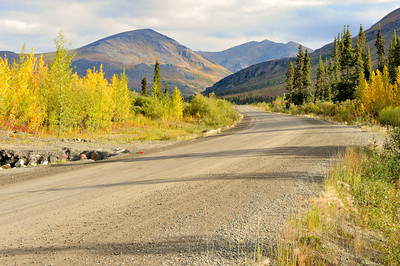 Tombstone Park, Yukon, Aug 2008 Dempster Highway