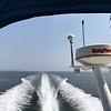 Crossing the Salish Sea (Straight of Georgia)