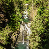 View from the Swinging Bridge, Lynn Canyon Park, Vancouver