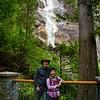 Shannon Falls, Squamish
