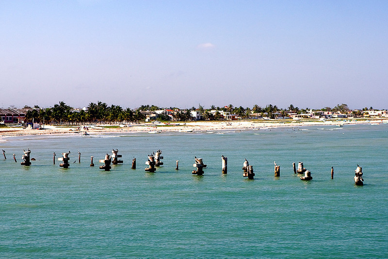 PROGRESO, MEXICO BEACHFRONT