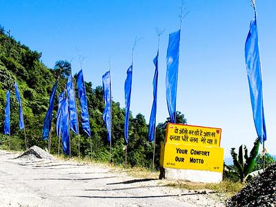 BRO Signs NE India
