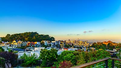 San Francisco July 2017