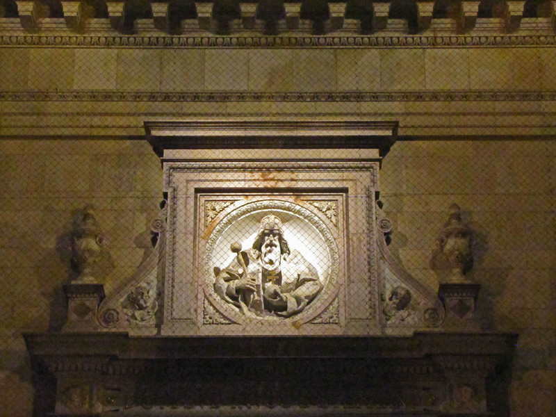 46-St Stephen above his Basilica