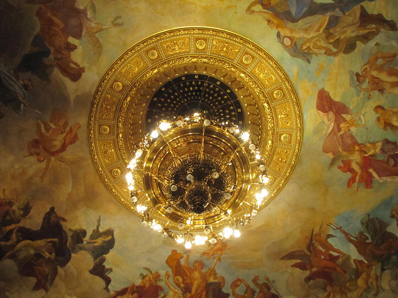 38-The chandelier