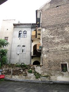 36-The Old Jewish Quarter, pre-war houses