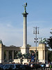 94-The central Corinthian column of the monument is 36 meters high.