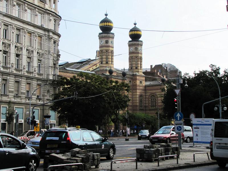 08-Great Synagogue from Karoly Korut