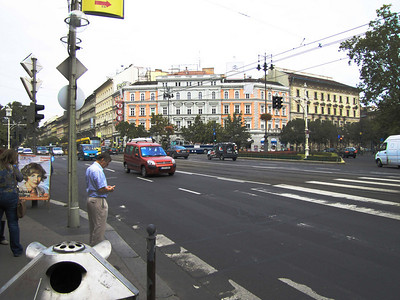 05-Octagon intersection on Andrassy