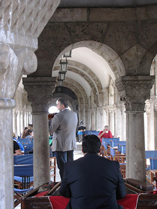 44-Music and dining at Fishermen's Bastion