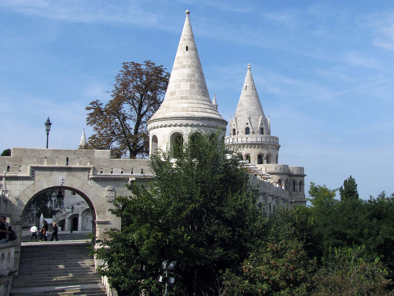 39-Fishermen's Bastion