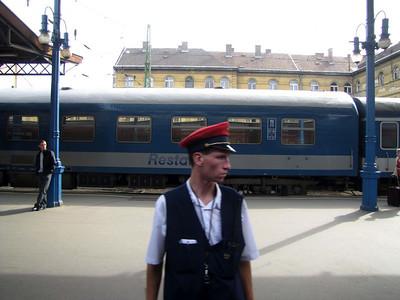 Budapest 5, Railjet to Vienna