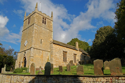 Burton Village Church