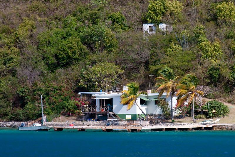 Carribean living.