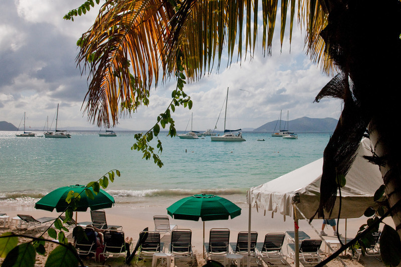 Cane Bay view.