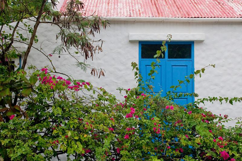 Cane Bay local color.