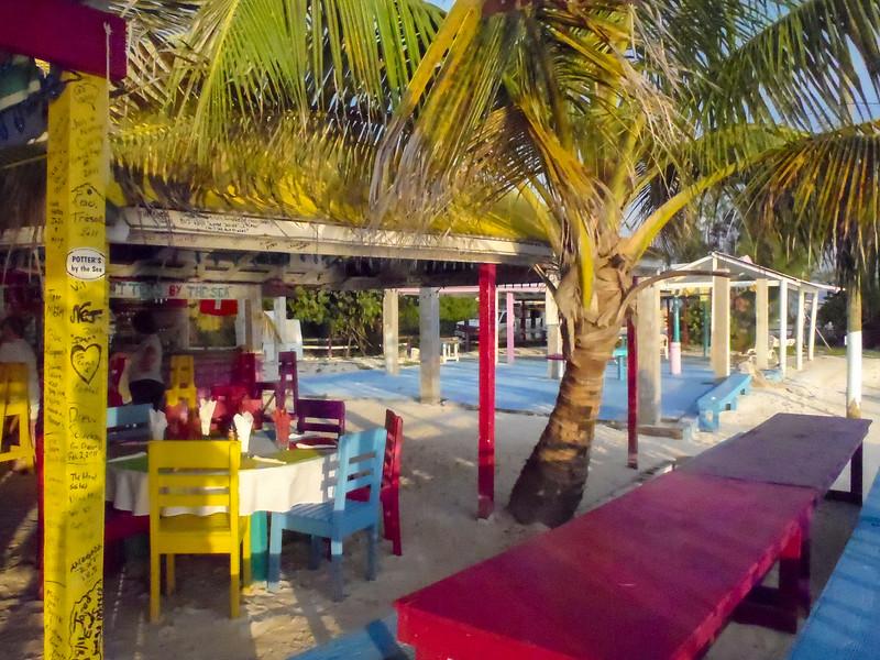 Anegada Resturant