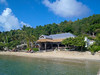 Beach Restaurant on Cooper Island