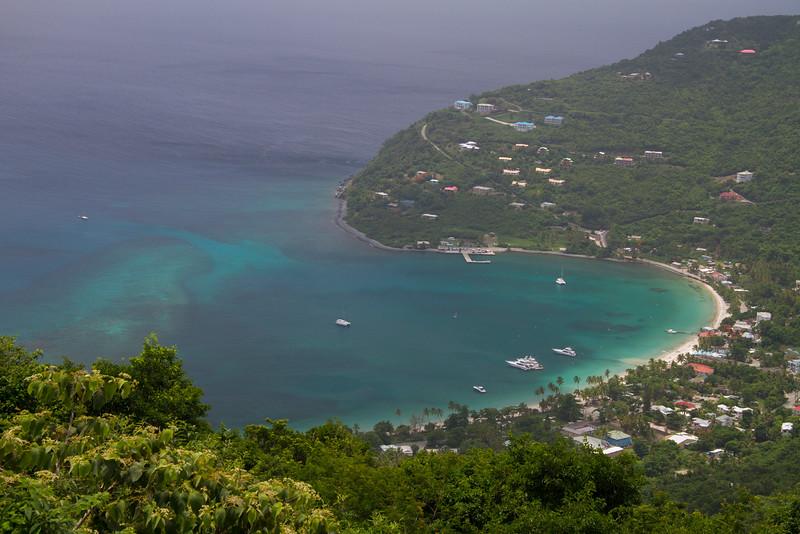 South Sore of Tortola