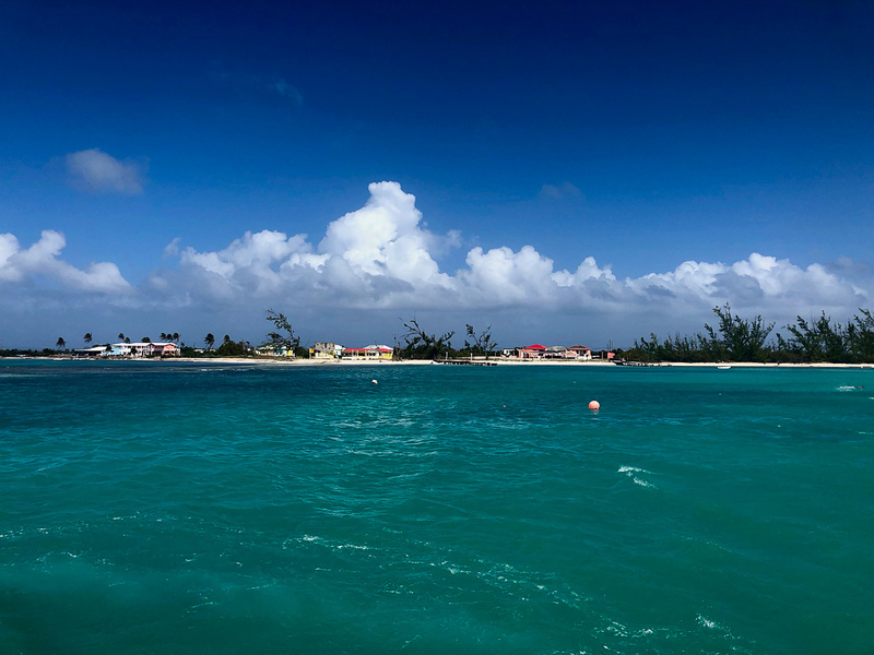Anegada - a strip of sand in the middle of the sea that shouldn't be there, but I'm glad it is.