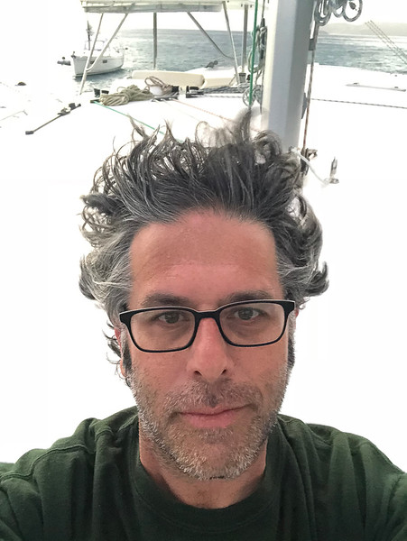I have good yacht hair.
