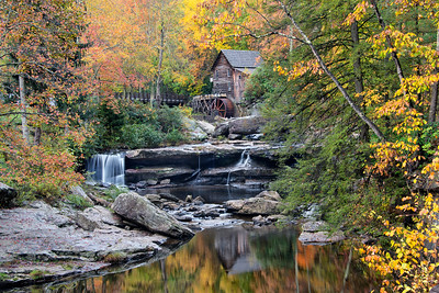 Babcock State Park, West Virginia