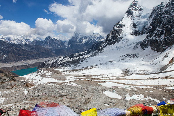 View to Gokyo Lake