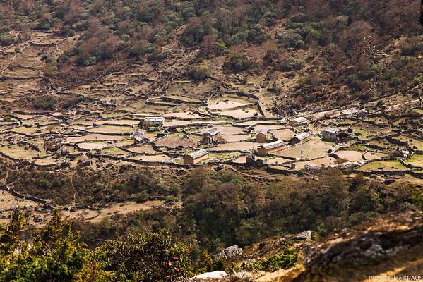 Farming Village Below