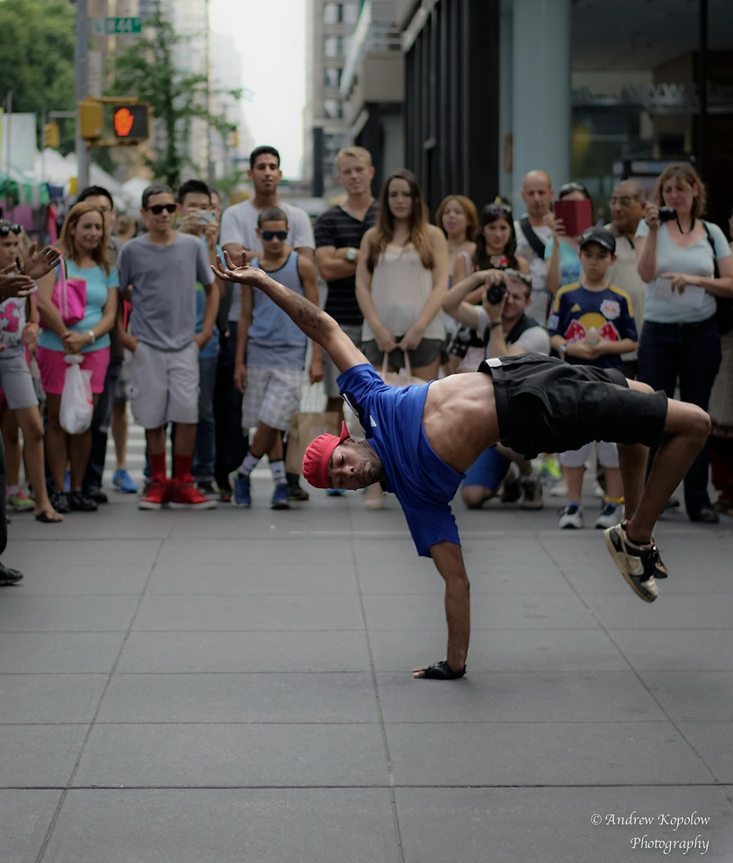 Street Scenes: Street Performers