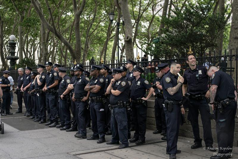 Street Scenes: NYPD