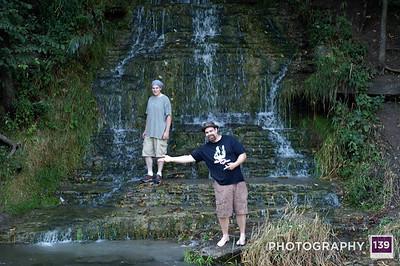 Backbone State Park Road Trip - August 2009