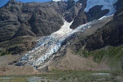 Mist Glacier.
