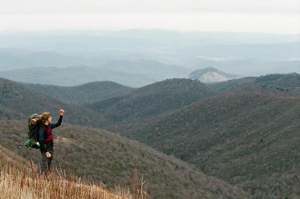 Backpacking in North Carolina