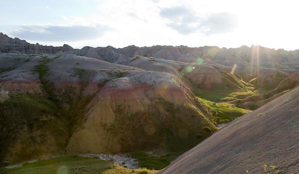 Badlands- Mt Rushmore- Black Hills 2013